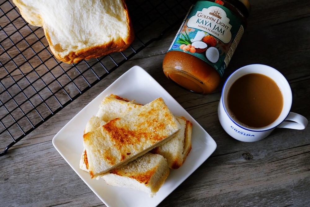 Old Fashioned Kopitiam Bread Cherie Noms