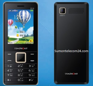 Symphony D10 Flash File | Free Download Without Password