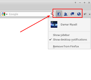 How To Enable Facebook Integration on Mozilla Firefox