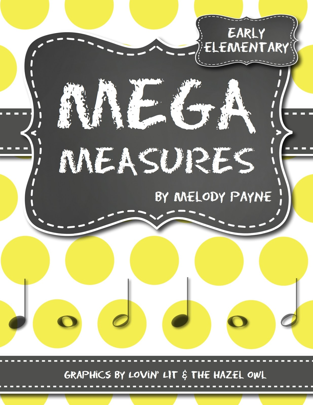 Mega Measures Early Elementary Edition