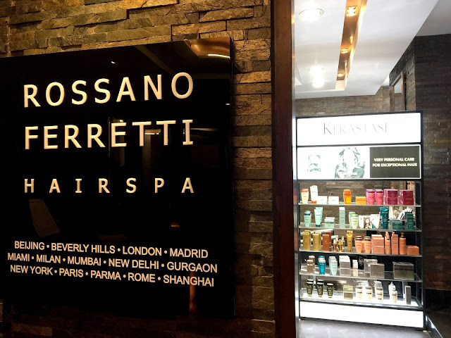 Sanghvi Brands Launches Luxurious Rossano Ferretti Hairspa at the manor, New delhi