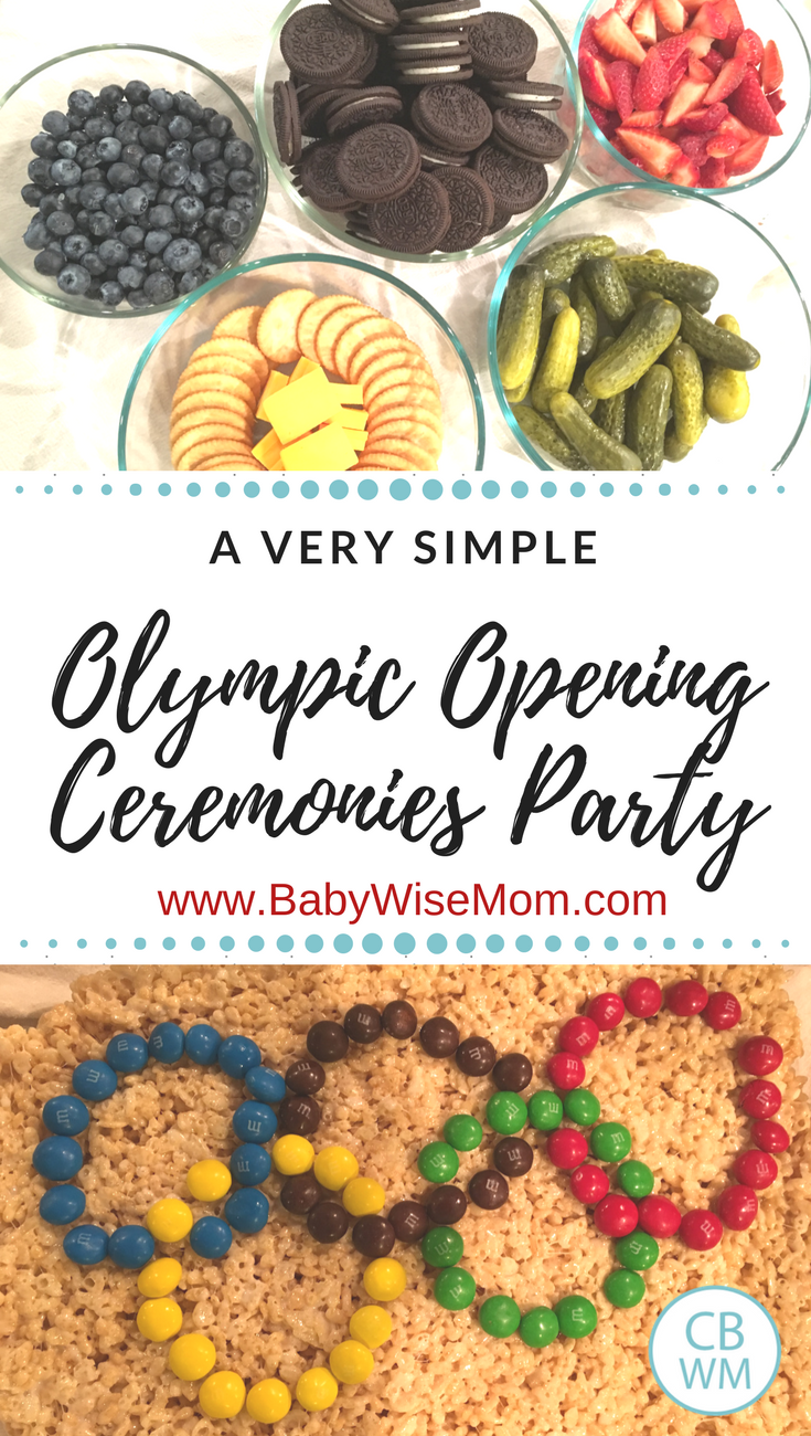 How to Throw a Very Simple Olympic Opening Ceremonies Party | Olympics | Opening Ceremonies | #olympics