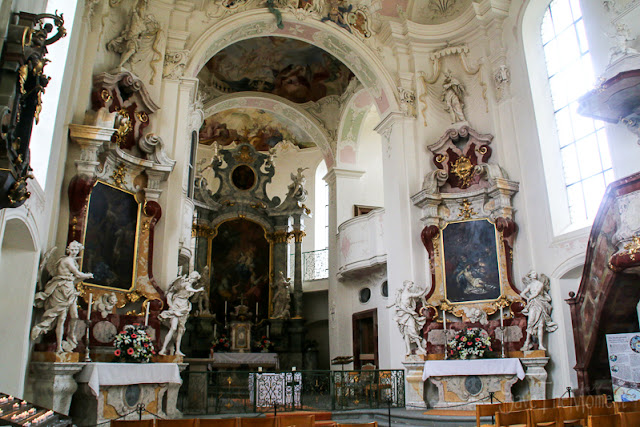 Kirche Mainau