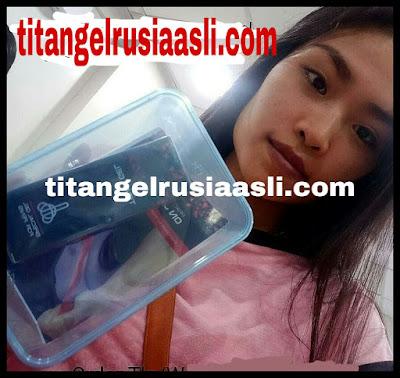 harga jual titan gel asli rusia di kota tangerang banten dan