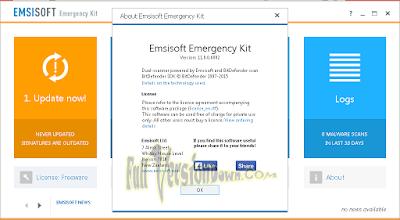 Emsisoft Emergency Kit v11.0.0.6082 Final Latest