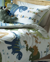 Catherine Lansfield Kids Dino Single Quiltset