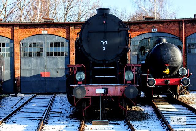 Tr7 lokomotywa
