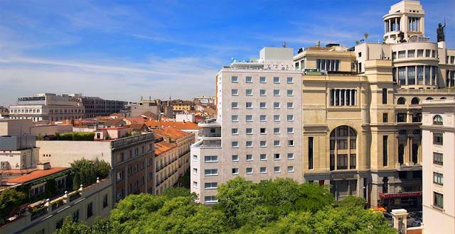 El Hotel Suecia, un mito de la ciudad