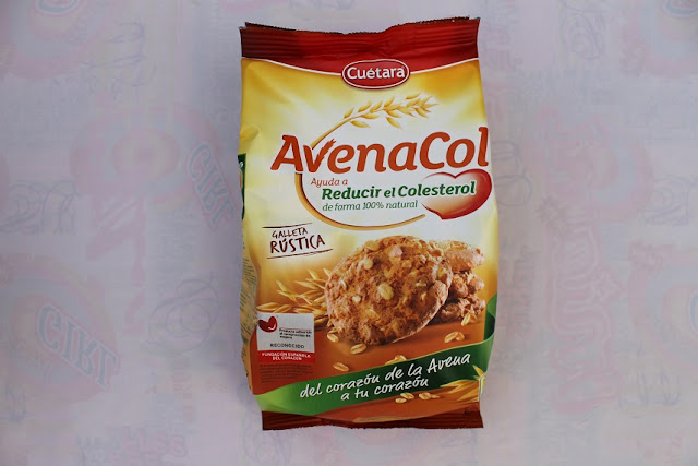 galletas avenacol