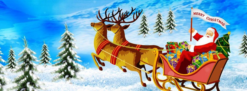 Download Free Merry Christmas Facebook Cover Photos | Download Happy ...