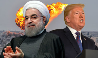 الرئيس الإيراني : الولايات المتحدة ستندم اذا اقدمت علي انتهاك الاتفاق النووي وإن إيران سترد في أقل من أسبوع