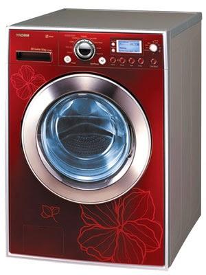 máy giặt lòng ngang tại quận bình thạnh