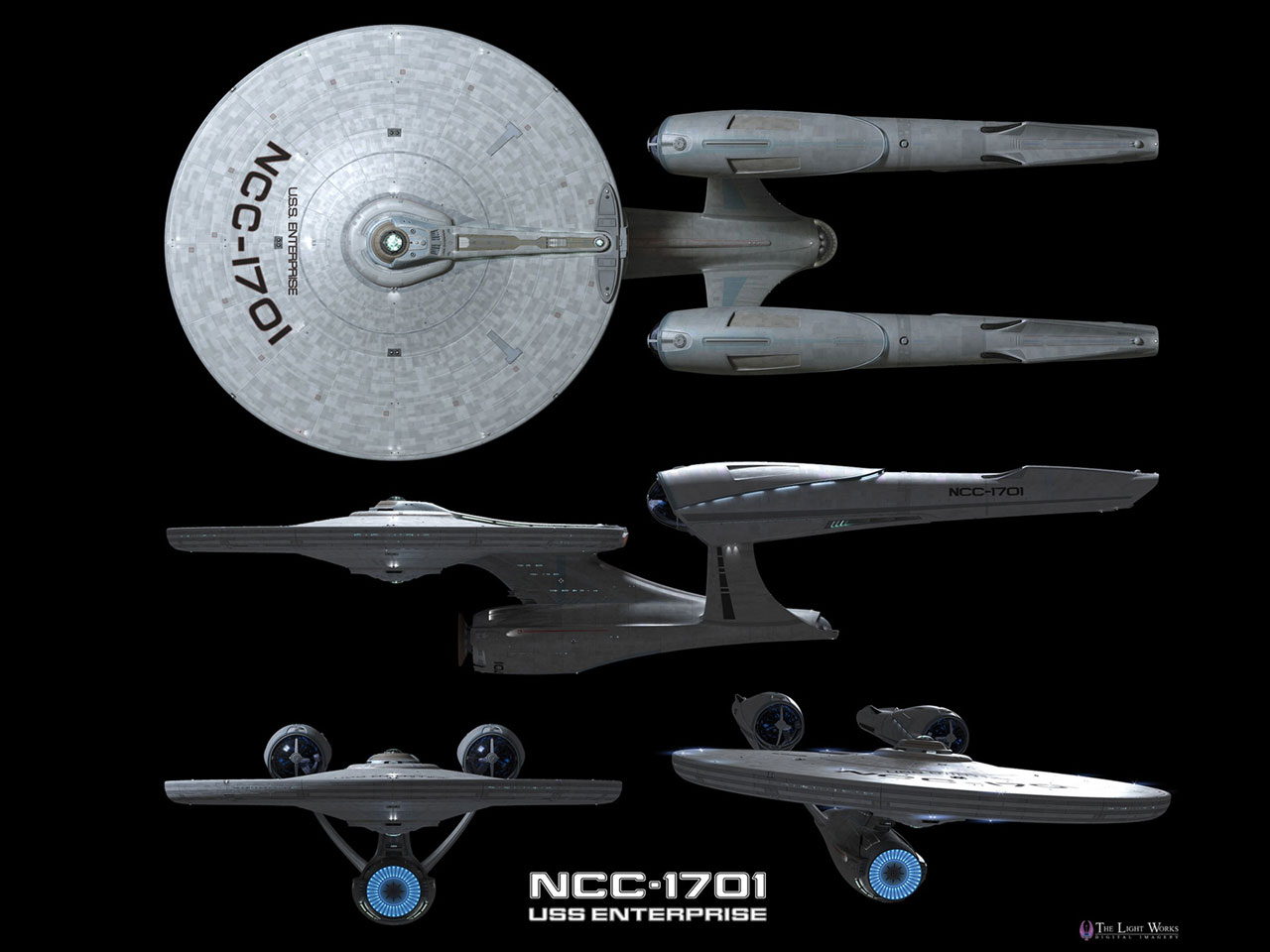 the dork review rob 39 s room enterprise ncc 1701 cross sections schematics. Black Bedroom Furniture Sets. Home Design Ideas