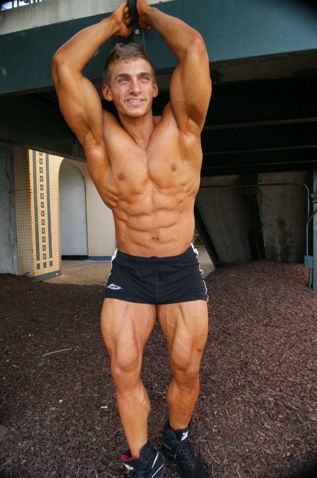 American Teen Muscle 55