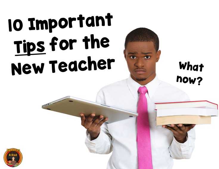 10 Important New Teacher Tips