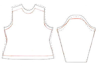 Different styles of patterns juniors misses petite pattern drafting grading
