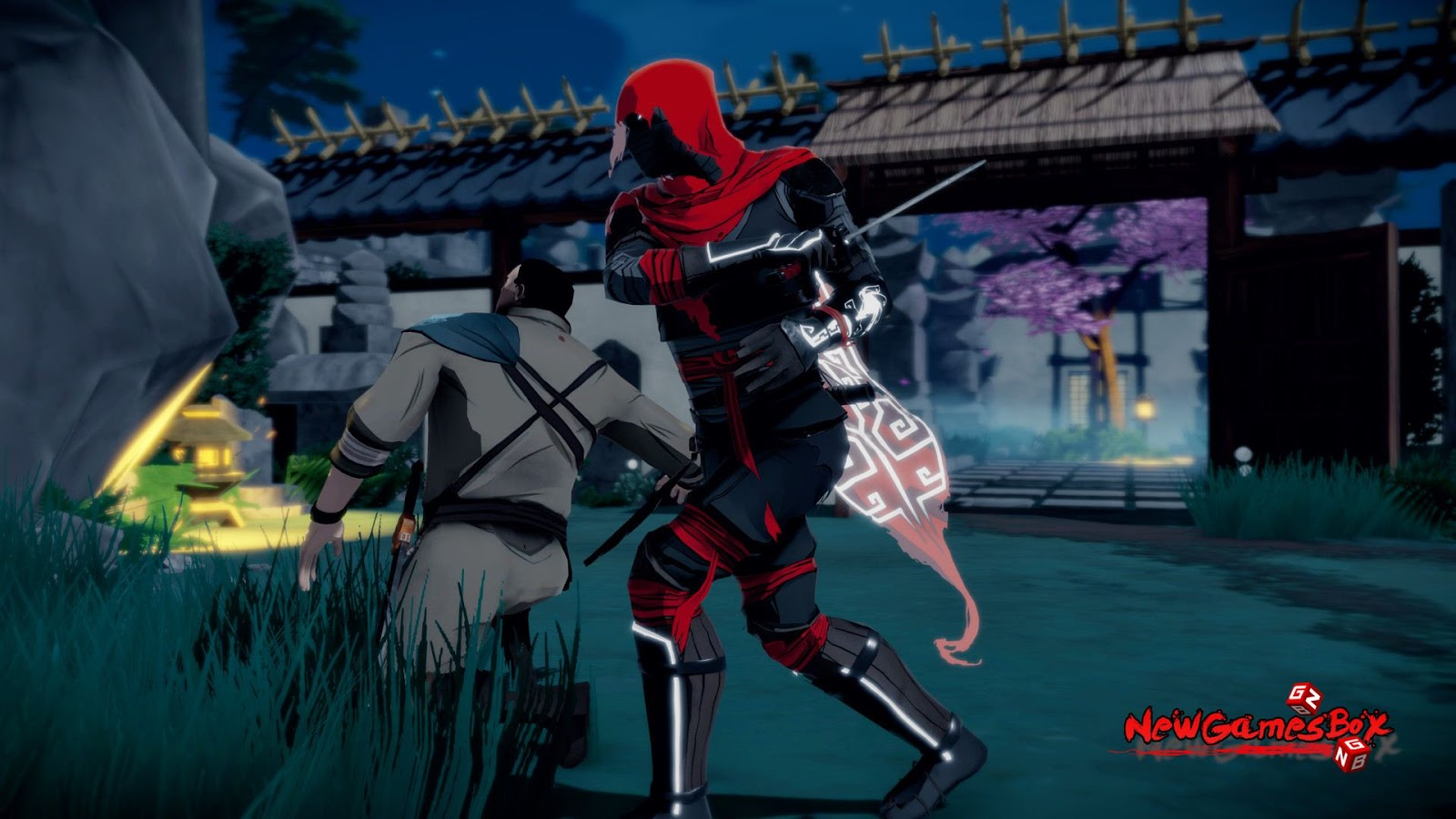 A Game For Free : Aragami pc game free download