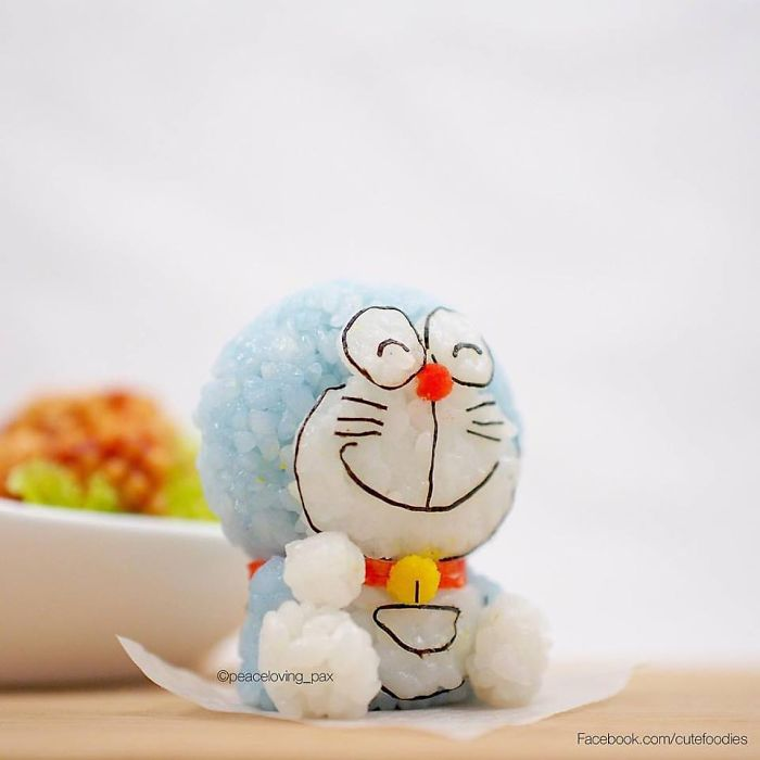 10-Doraemon-Nawaporn-Pax-Piewpun-aka-Peaceloving-Pax-Food-Art-Inspiration-for-your-Bento-Box