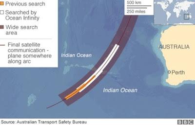 Misteri Hilangnya MH370 Masih Bertahan, Pencarian Berakhir Nihil