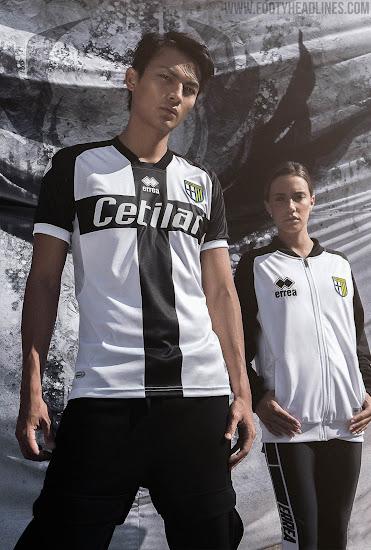 Parma Calcio 20-21 Home Kit Released - Footy Headlines