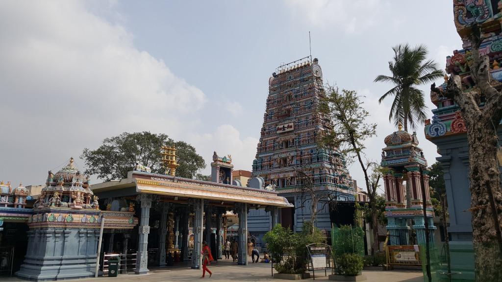 Tamilnadu Tourism: Vengeeswarar Temple, Vadapalani, Chennai