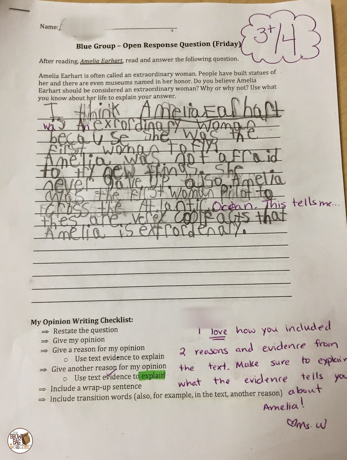 1st Grade Writing Integrating Writing And Reading