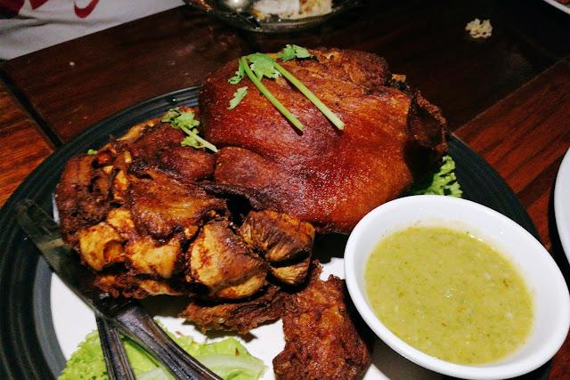 Thailand yala betong food betong restaurant