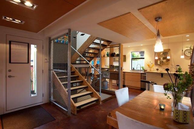 Design Interior Rumah Container