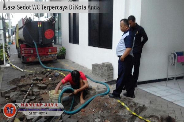 Jasa Sedot Tinja Area Kabupaten Pasuruan Harga Murah