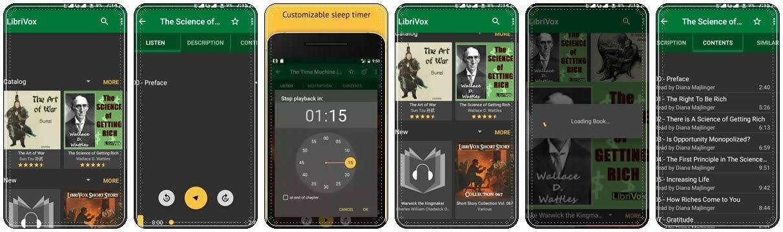 LibriVox Free Audio Books Apk Download free Version 7 2 1   SRDApkstore