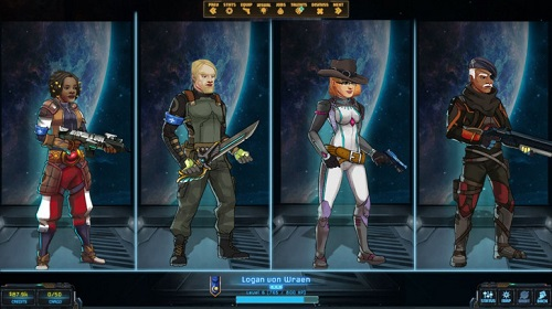 Star Traders: Frontiers Gameplay