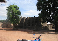 Mosquée de Garalo au quartier Markala