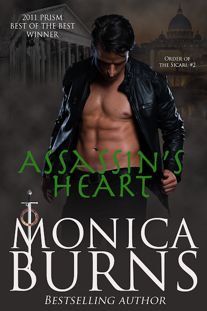 Release Day Blitz – Assasin's Heart