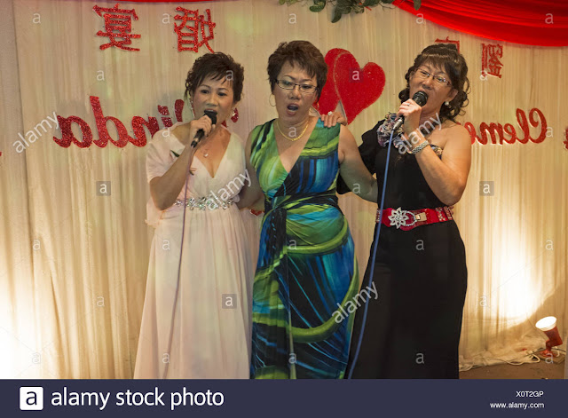 karaoke session wedding