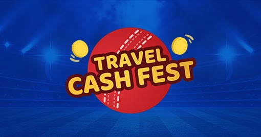Goibibo IPL Cash Fest : Keep the App Open During IPL Matches