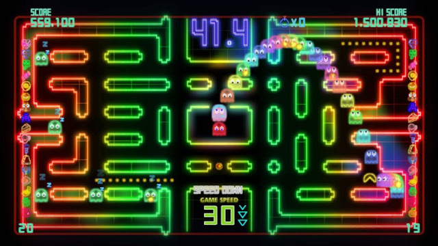 Pac-Man Championship Edition 2 on PlayStation 4