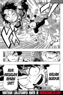 Boku no Hero Academia Chapter 112 Bahasa Indonesia