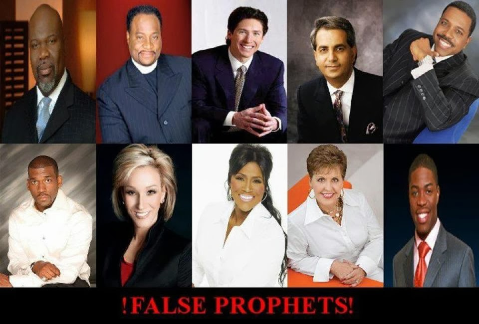 WOLVES IN SHEEP'S CLOTHING: FALSE PROPHETS AND BIBLE TEACHERS IN ...