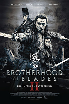 Brotherhood Of Blades 2 2017 Custom BD NTSC Sub [No Menú]