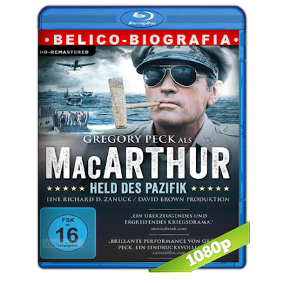 MacArthur El General Rebelde (1977) BRRip Full 1080p Audio Trial Latino-Castellano-Ingles 5.1