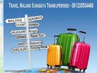 Jadwal Travel Malang Juanda - Transuperindo