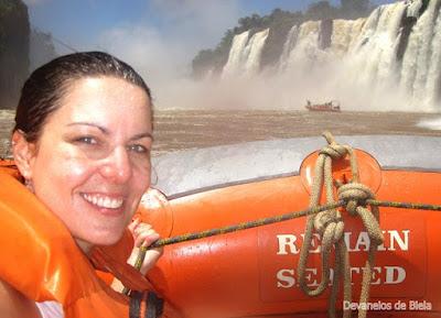 Dicas de Foz do Iguaçu - Macuco Safari nas Cataratas