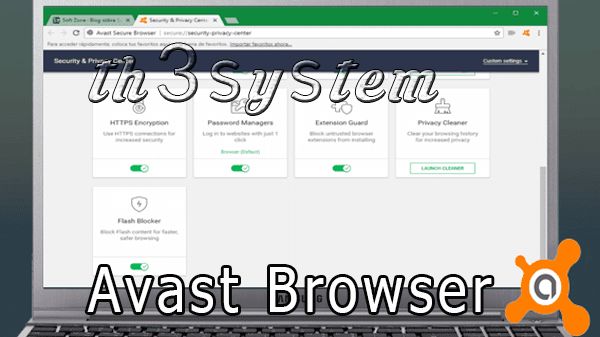 Avast company launches Latest new browser is very fast and gives you great protection too and be the first one to try it out