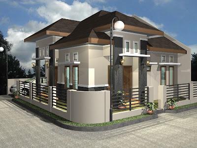 Tipe Rumah Modern