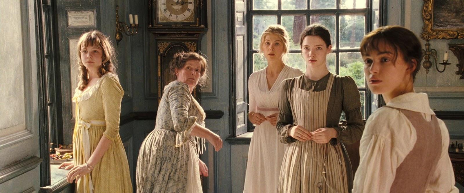 characterization of women in jane austens pride and prejudice