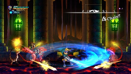 Odin Sphere Leifthrasir PS4