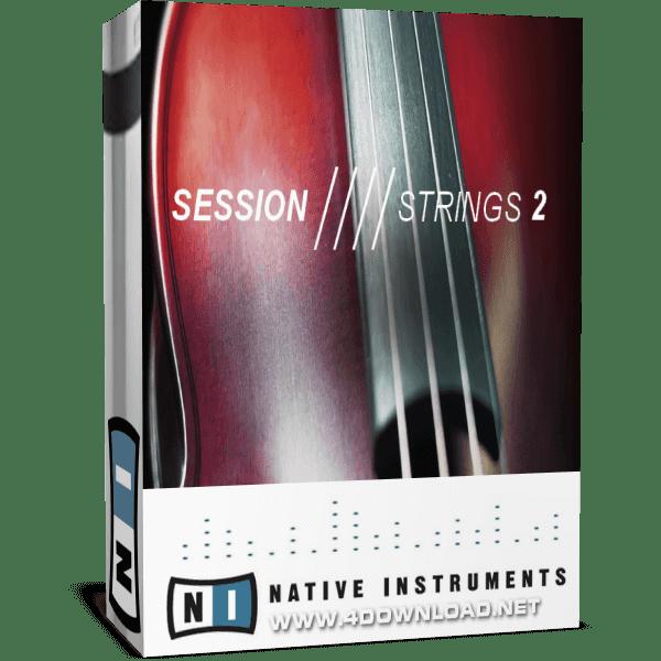 Download Native Instruments - Session Strings Pro 2 KONTAKT Library