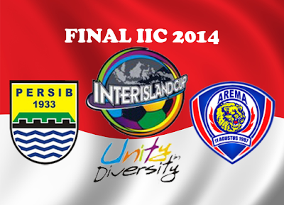 Final IIC Persib vs Arema Cronus