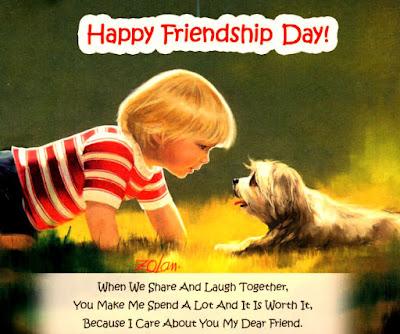 Friendship Day Wish