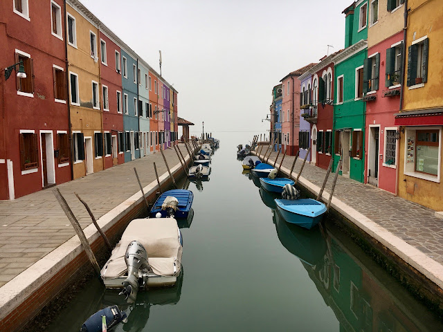 Where to Stay on Burano Island